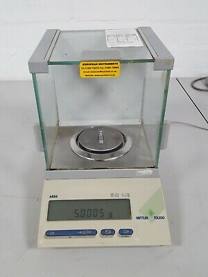 Mettler Toledo AB54 Analytical Balance Lab Weighing Scales