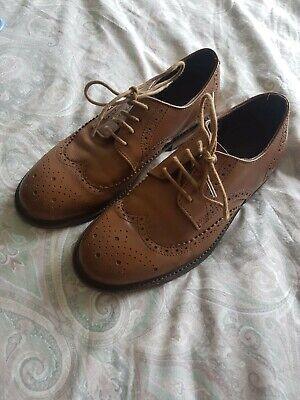 Next Boys Brogues, Worn Once, Fantastic Condition