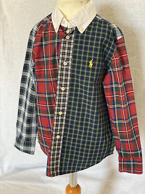 Ralph Lauren Boys Shirt Age 4