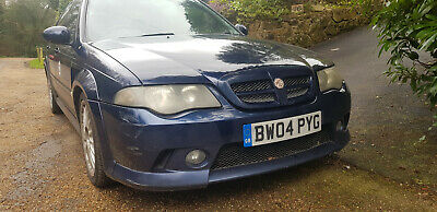 MG ZS 180 - project/ track car