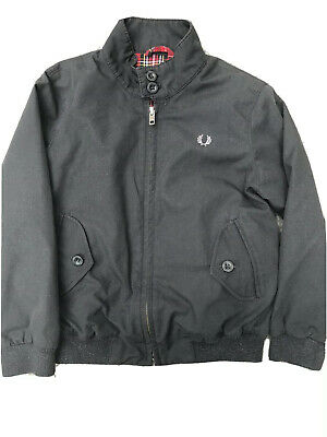 Fred Perry Harrington Jacket Age 6-7