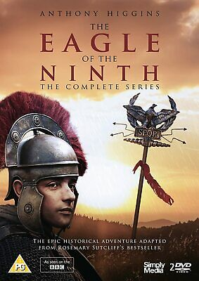 The Eagle Of The Ninth : The Complete Series-Brand New And Sealed Dvd