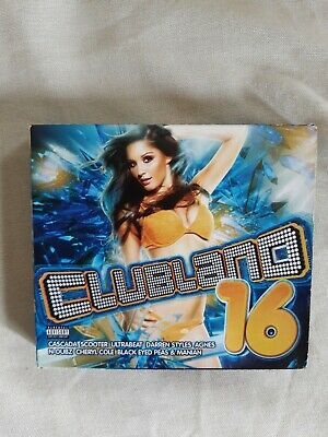 Clubland, Vol. 16 [PA] by Various Artists (CD, 2009, 3 Discs