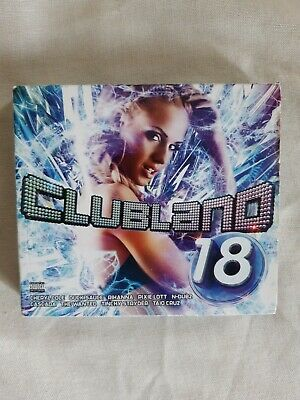 Clubland, Vol. 18 by Various Artists (CD, Nov-2010, 3 Discs