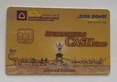 bank cash card thailand Buddhism