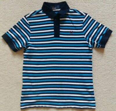 Fred Perry Youth Polo Shirt Size M (See Measurements Please)