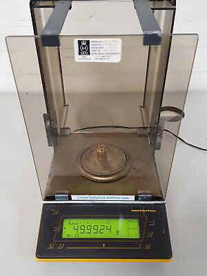 Sartorius MC1 AC 210P Analytical Scale Balance Weighing Scales Lab