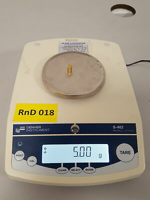 Denver Instruments S-402 Analytical Balance Lab Weighing Scales