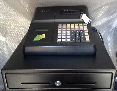 SAM4S ER-260B Electronic Cash Register Comes With 10 X 57-55-TH Till Rolls