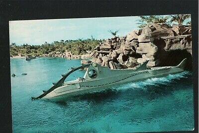Picture Postcard: Walt Disney World, 20, 000 Leagues Under The Sea