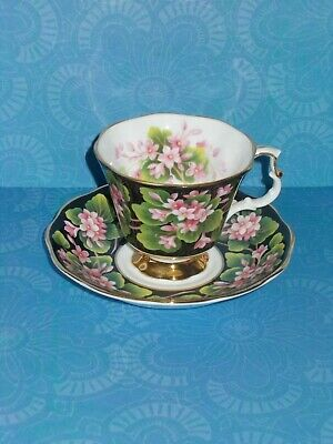 Royal Albert Provincial Flowers Cup and Saucer/Mayflower