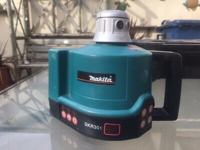 Makita SKR301 Rotary Laser Level with remote control