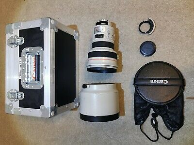 Canon EF 200mm L f1.8 USM The FASTEST commercial Telephoto lens EVER made!!