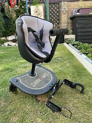 Easy X Rider - Buggyboard With Seat For Pram