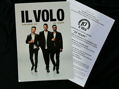 Il Volo - The Best Of 10 Years  - Cartella Stampa