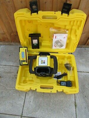 Leica Li-ion Rugby 620 Outdoor Laser Kit With Rod Eye Li-ion 160 Receiver