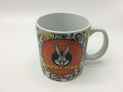 Looney Tunes Warner Brothers Bugs Bunny And His Friends 20 Oz Coffee Mug