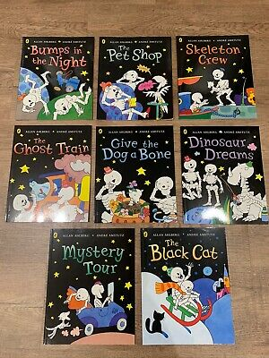 Funny Bones Collection - Childrens Books - Bundle