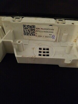 Panel-Control for Whirlpool Appliance W10686309
