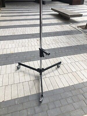 Lighting Stand On Wheels , Quick Release Trigger Grip #046
