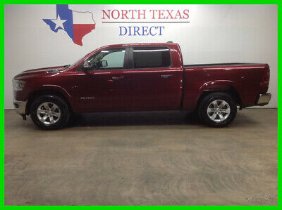 2019 Ram 1500 FREE DELIVERY Laramie 4X4 Leather Touch Screen Cam 2019 FREE DELIVERY Laramie 4X4 Leather Touch Screen Cam Used 5.7L V8 16V