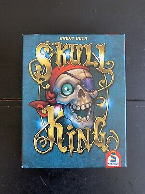 Schmidt Skull King Playing Card Game - In Perfect Condition - Never Used!