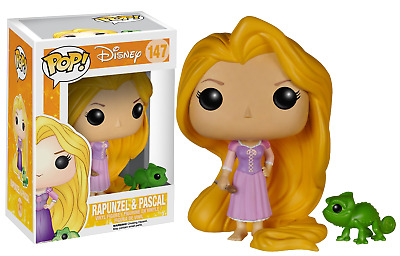 FUNKO POP! Tangled - Rapunzel and Pascal - Limited