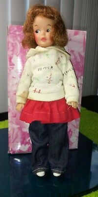 VINTAGE 1960'S IDEAL PEPPER DOLL G-9-E HEAD Body G-9-W BODY & CLOTHES
