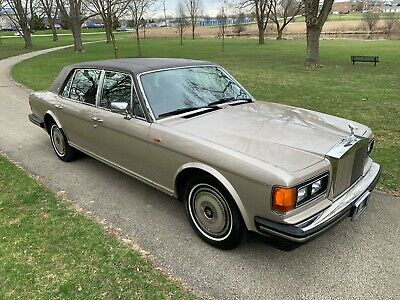 "1989 Rolls-Royce Silver Spirit/Spur/Dawn 4 door sedan Clean, well above average ""20,000 series"" example with only 64,000 miles."