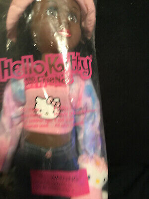Hello Kitty And Friend Doll Mikayla African American  F677521 Avon Exclusive