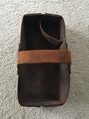 Very Rare 1917 The Shoeing Box. Used For Horses.