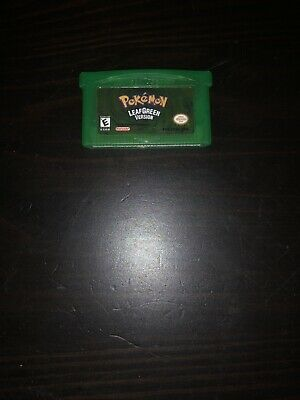 Pokemon: Leaf Green Version (Game Boy Advance, 2004) (Authentic, Tested)