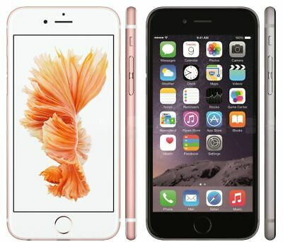"""Apple iPhone 6s Plus 16GB Unlocked 5.5"""" Smartphone Grey/Silver/Rose Gold/Gold"""
