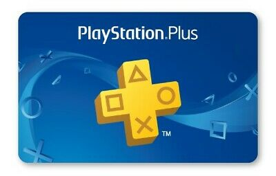 PLAYSTATION PLUS Abbonamento 12 Mesi  PSN PS4 PS3 PS Vita - IT