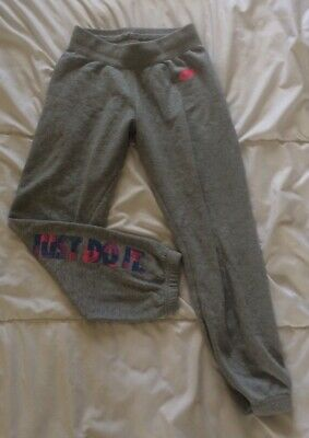 Nike Girls Jogging Bottoms Age 10-12Years