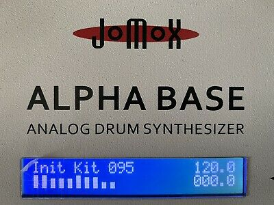Jomox Alpha Base (serviced, excellent condition)