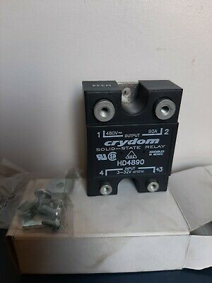 CRYDON SOLID STATE RELAY Model HD4890