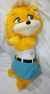 """18"""" Plush ANNIE the adventures of DIGGER and friends Stuffed Animal Toy Factory"""