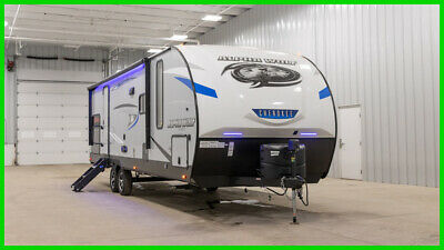 2020 Forest River Cherokee Alpha Wolf 26RB-L Travel Trailer