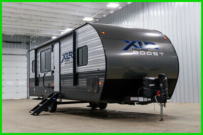 2020 Forest River XLR Micro Boost 25LRLE New
