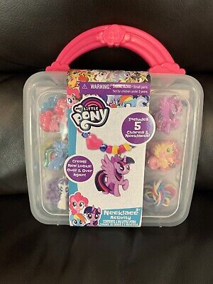 *(Basic) - My Little Pony Necklace Activity Set