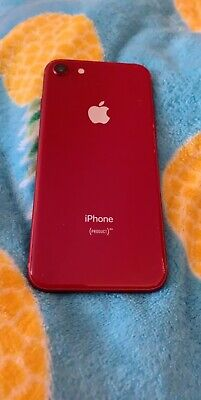 Apple Iphone 8. (Red) Verizon 64GB Pre-owned
