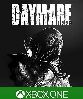 Daymare Xbox One No disk Or Code See Details