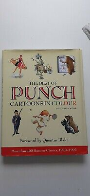 The Best Of Punch Cartoons In Colour- Walasek