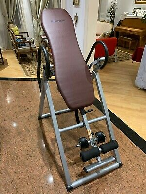 Exerpeutic 5503 Inversion Table with Comfort Foam Backrest