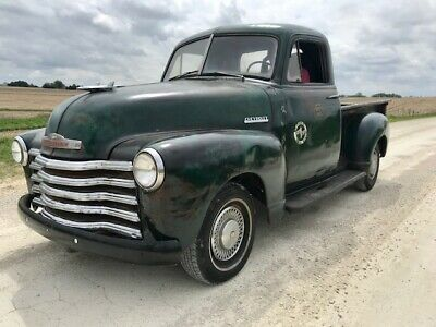 1950 Chevrolet Other Pickups NO RESERVE! RAT ROD HOT ROD with VIDEO! 1950 Chevy 3100 short box HOT ROD RAT ROD V8 auto HD VIDEO 1952 1953 1948 1951