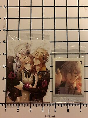 Amnesia Ikki Small Prints Set Of 2