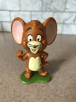 Jerry Figures From Tom & Jerry Made by Marx Toys 1970's Vintage HTF Rare Item