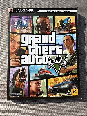Grand Theft Auto 5 - Series Guide from BRADYGAMES