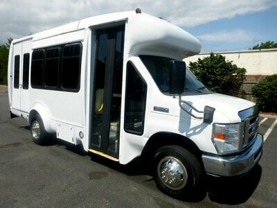 Ford E350 Starcraft Fiberglass Shuttle Bus Non-CDL Very Nice Condition Low Miles